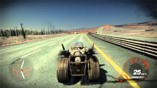 Fuel Fast Car Gameplay HD 1080p