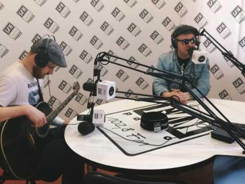 Группа 'Тараканы!' в студии БИМ-радио