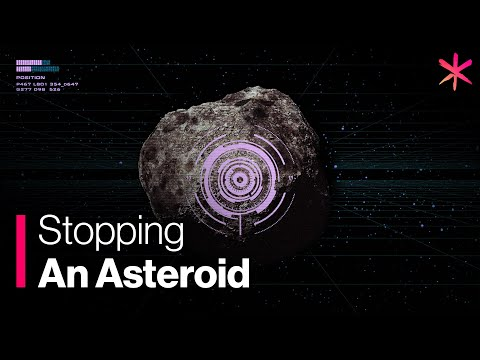 NASAs Plan to Stop an Asteroid Headed for Earth