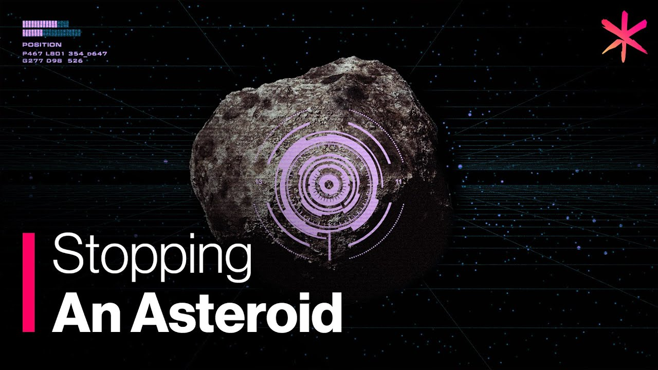 NASA's Plan to Stop an Asteroid Headed for Earth - YouTube