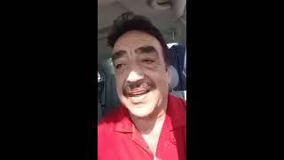 Hakkı Bulut ( Baba )  Arabada Yep Yeni Şarkısını söylüyor   2016
