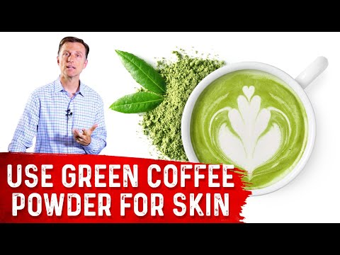 Use Green Coffee Powder For Your Skin