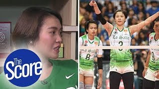 Aby Maraño On How Being The DLSU Team Captain Affected Her Mental Health | The Score