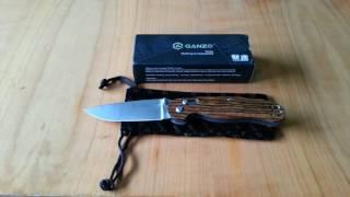 First Impression Ganzo G727M-WD1 (new model)