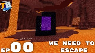 We Need To Escape - Truly Bedrock Season 2 Minecraft SMP Episode 0