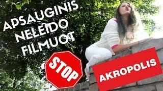 AKROPOLIS SU AVIES KOSTIUMU/Gustia Nia