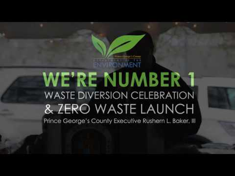 Waste Diversion Celebration & Zero Waste Launch