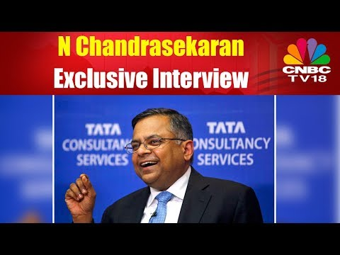 N Chandrasekaran Exclusive Interview | Tata Sons Chairman | Chandra's Innings | CNBC TV 18