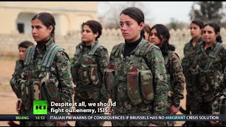 Her War: Women vs. ISIS (RT Documentary)