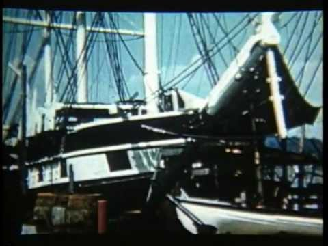 New Bedford 1952 Vintage Documentary Part 1 of 2
