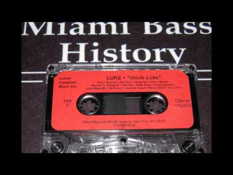 Luke - Uncle Luke (Promotional Tape Side A)