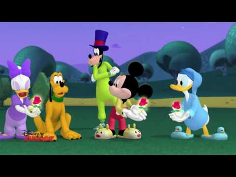 Împiedicatul Goofy. Doar la Disney Junior!
