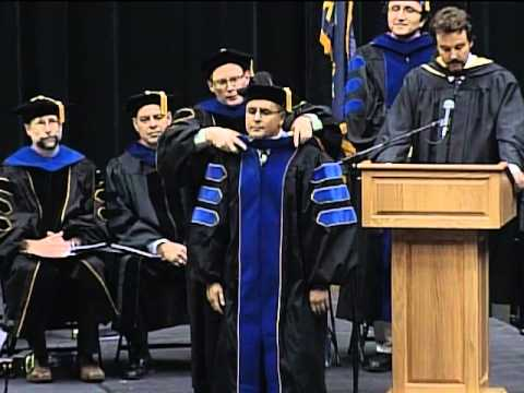 Wichita State University College of Engineering Commencement 2013