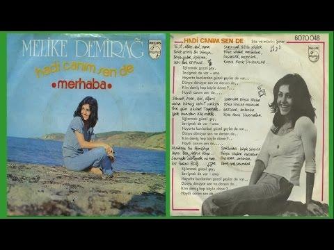 Melike Demirağ - Hadi Canım Sende (Official Audio)