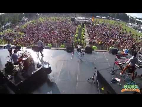 Music Midtown from Above