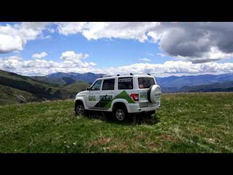 Путешествие в Армению на УАЗ Патриот / Trip To Armenia On UAZ Patriot