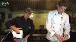 Crema Di Mascarpone Con Frutta Mascarpone Creme Kochvideos Rezepte Villa Martha Kochschule