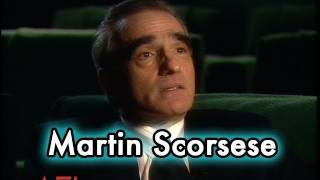 Martin Scorsese on VERTIGO