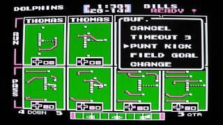 TSB: AFC Divisional Playoff Game - Dolphins vs. Bills (2nd Half)