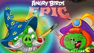 Angry Birds Epic: Unlocked New Cave 8 Strange Site Level 7