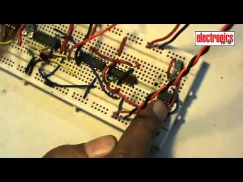 Analogue Wattmeter Circuit EFY Lab - YouTube