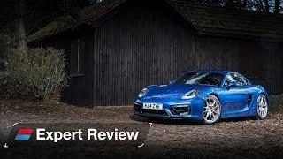 Porsche Cayman GTS car review