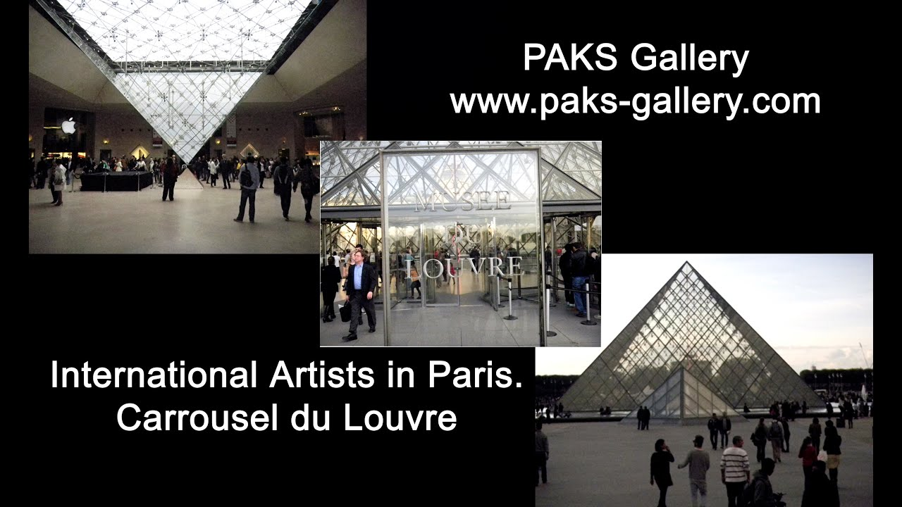 Paks gallery carrousel du louvre contemporary art for Salon du louvres