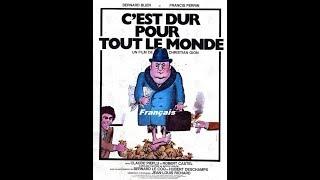 Le meilleur film comique français 2018 C'est dur pour tout le monde HD VF