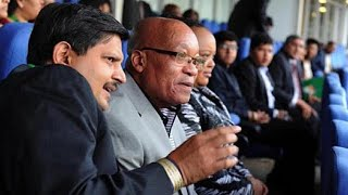 FBI opens investigation into South Africa's Guptas - report