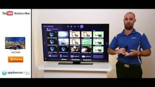 The Samsung Series 7 HU7000 4K Ultra HD Smart LED LCD TV reviewed - Appliances Online
