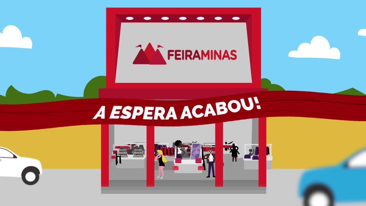 de808a371 FEIRAMINAS  Unidades - 🔺Nova Unidade em Santa Luzia 🔺 - YouTube