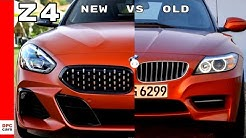 2019 BMW Z4 G29 vs Older BMW Z4 E89