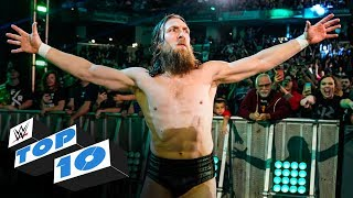 Download lagu Top 10 Friday Night SmackDown moments WWE Top 10 October 18 2019 MP3