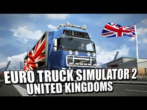 Euro Truck Simulator 2 - United Kingdom