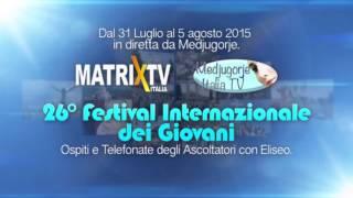 26° Festival dei Giovani a MEDJUGORJE