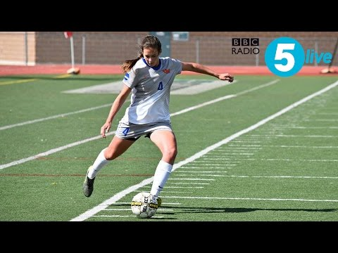 Is this the fastest goal in women's football?
