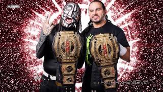"The Hardy Boyz 3rd WWE Theme Song ""Loaded"""