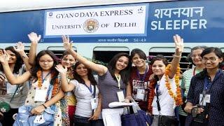 Delhi University students on a tour to explore Northeast region