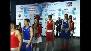Николай Валуев приехал в Самару на чемпионат России по боксу