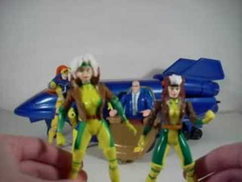 Best X-Men Figures 5 Inch Scale Animated Series Part 1