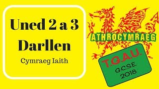 Скачать Podlediad TGAU Uned 2 A 3 Darllen