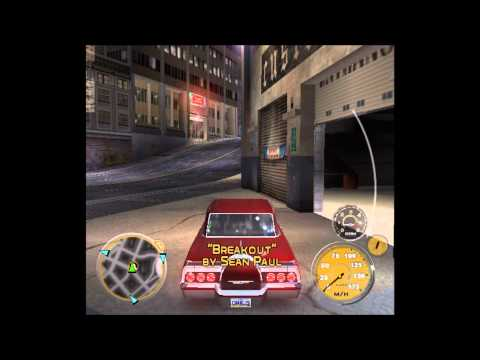 Sean Paul - Breakout (Midnight Club 3 - DUB Edition Remix Edition)