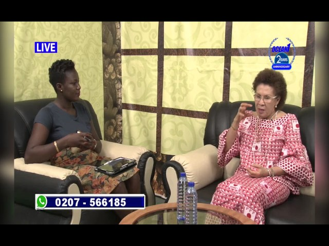 Time with Mrs Nduom on Ocean 1TV