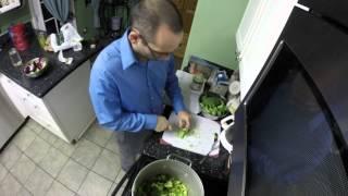 Vegetarian Gluten Free Broccoli Cheddar Soup