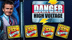 Online Slots: Can Beckham Save Us?! 4 Trigger Scatter On Danger High Voltage