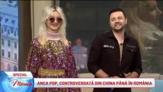 Anca Pop, controversata din China pana in Romania