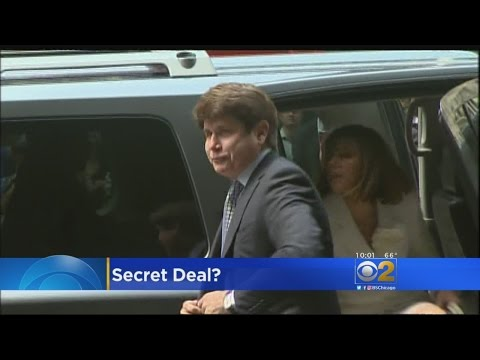 Pritzker, Blagjevich On FBI Wiretaps, Talking About State Appointments