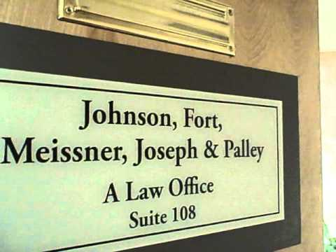 Law office video of John Palley of Meissner, Joseph & Palley, Inc.