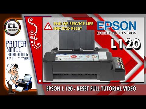 Epson l120 - Epson l120 Video - Epson l120 MP3