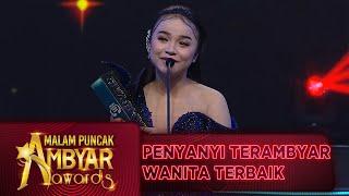 Download lagu SELAMAT! Tasya Rosmala sebagai Penyanyi Terambyar Wanita Terbaik - Ambyar Awards 2020 (28/8)